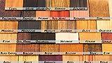 Personalisierte Manschettenknöpfe Cufflinks Herren Schmuck Vintage rustikale Landhochzeit Geschenk Männer Holz Handgemacht Hemd Knöpfe Edelholz graviert bronze braun Lasergravur -