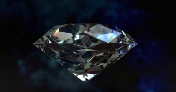 diamant manschetten